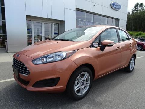 2017 Ford Fiesta for sale in Brooklyn, CT