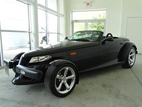 2000 Plymouth Prowler for sale in Brooklyn, CT