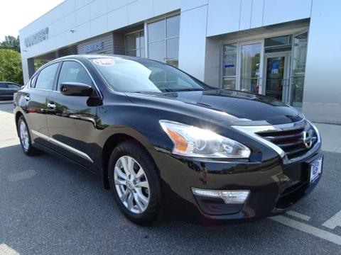 2015 Nissan Altima for sale in Brooklyn, CT