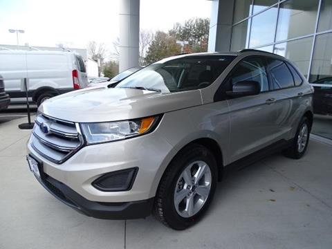 2017 Ford Edge for sale in Brooklyn, CT