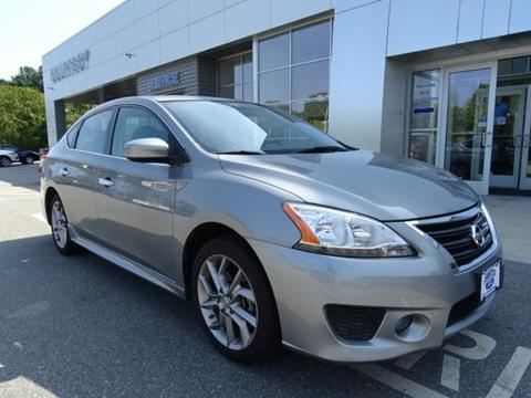2014 Nissan Sentra for sale in Brooklyn, CT