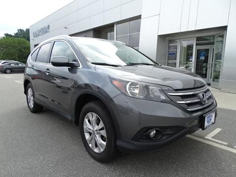2014 Honda CR-V for sale in Brooklyn, CT