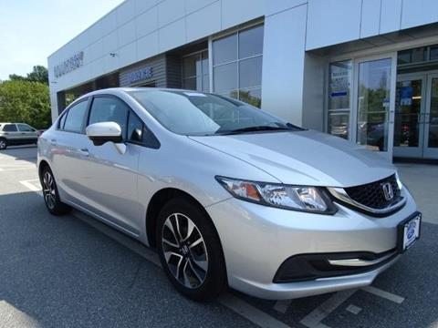 2014 Honda Civic for sale in Brooklyn, CT