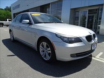 2010 BMW 5 Series for sale in Brooklyn, CT