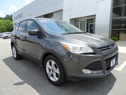 2015 Ford Escape for sale in Brooklyn, CT