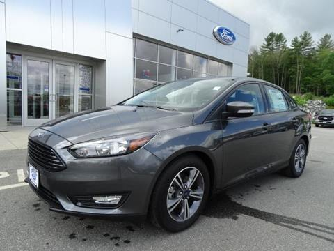 2017 Ford Focus for sale in Brooklyn, CT