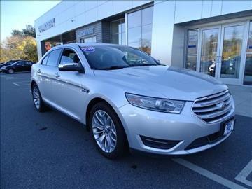 2014 Ford Taurus for sale in Brooklyn, CT