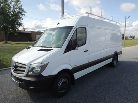 2014 Mercedes-Benz Sprinter Cargo for sale in Palmyra, NJ