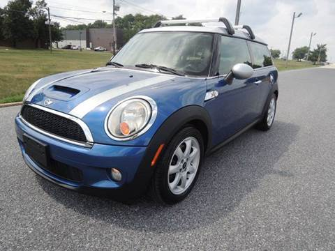 mini cooper clubman for sale new jersey. Black Bedroom Furniture Sets. Home Design Ideas
