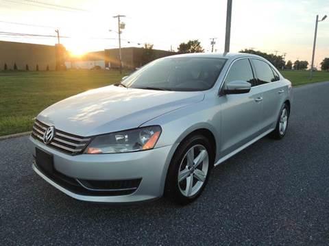 2013 Volkswagen Passat for sale in Palmyra, NJ