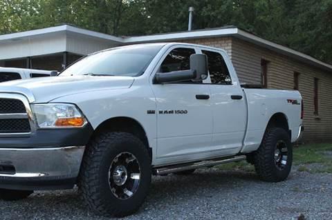 2011 RAM Ram Pickup 1500 for sale in Boaz, AL