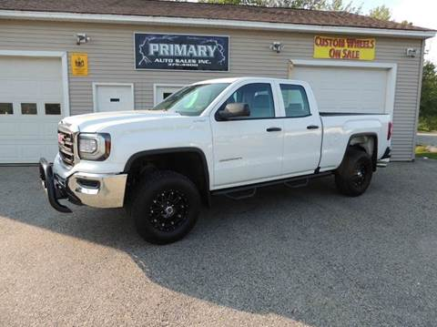 2016 GMC Sierra 1500 for sale in Sabattus, ME