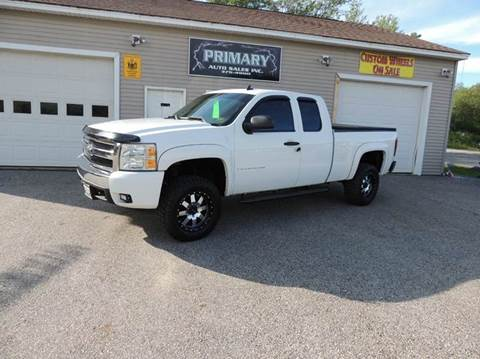 2008 Chevrolet Silverado 1500 for sale in Sabattus, ME