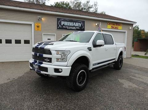 2016 Ford F-150 for sale in Sabattus, ME