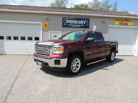 2015 GMC Sierra 1500 for sale in Sabattus, ME