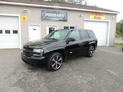 2006 Chevrolet TrailBlazer for sale in Sabattus, ME