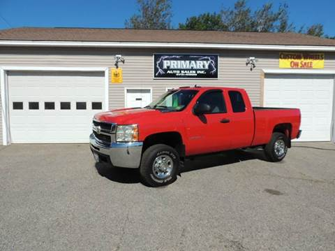 2008 Chevrolet Silverado 2500HD for sale in Sabattus, ME
