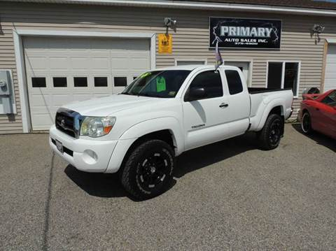 2008 Toyota Tacoma for sale in Sabattus, ME
