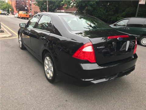 2010 Ford Fusion for sale in Woodside, NY