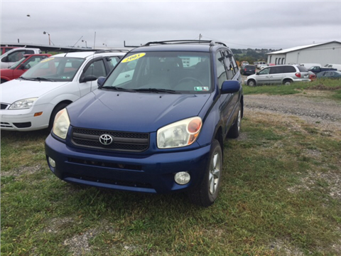 2005 Toyota RAV4 for sale in Latrobe, PA