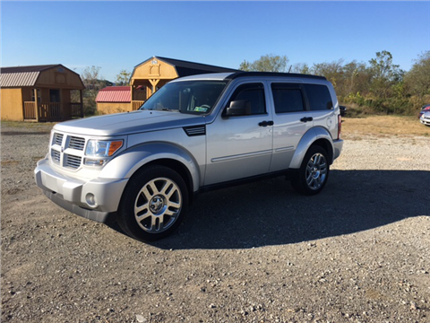 2011 Dodge Nitro for sale in Latrobe, PA