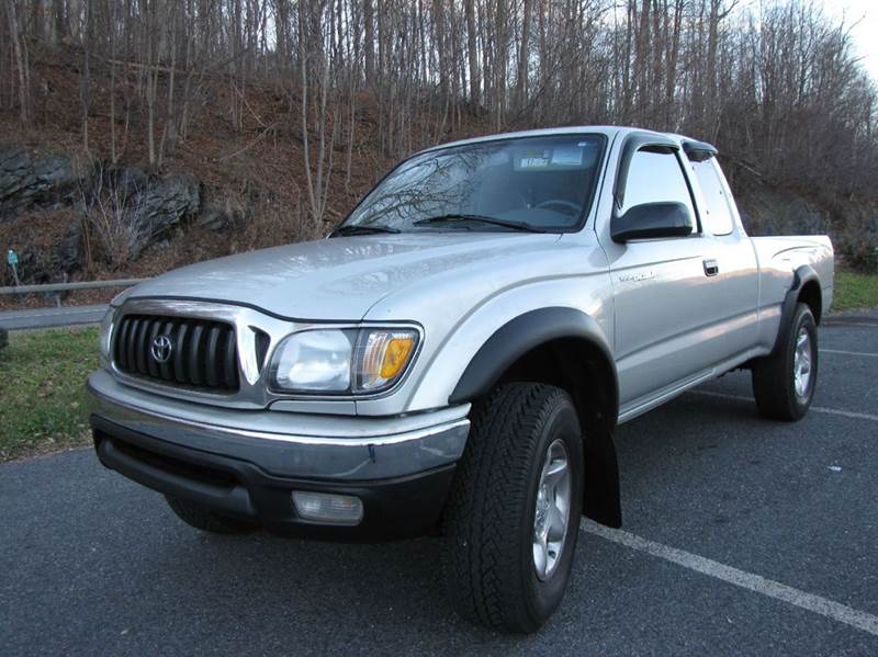 2002 Toyota Tacoma For Sale In Washington Ia