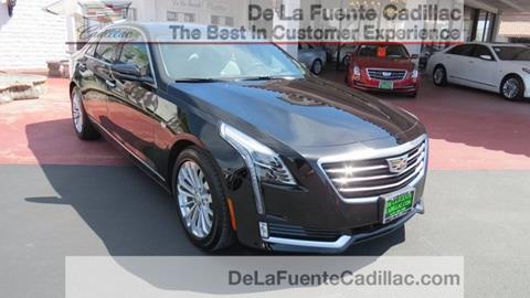 2017 Cadillac CT6 Plug-In Hybrid for sale in El Cajon, CA