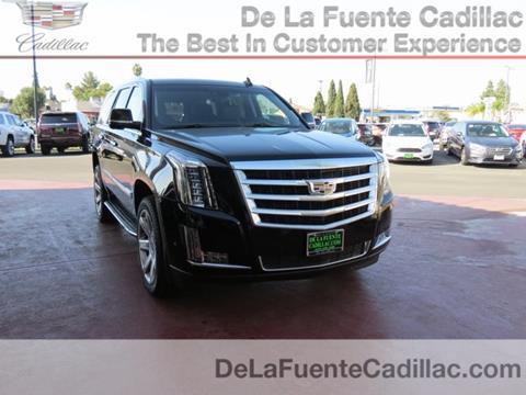 2018 Cadillac Escalade for sale in El Cajon, CA