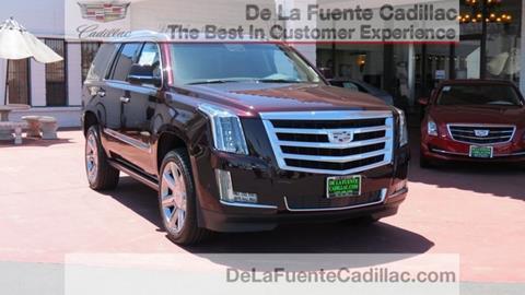 2017 Cadillac Escalade for sale in El Cajon, CA