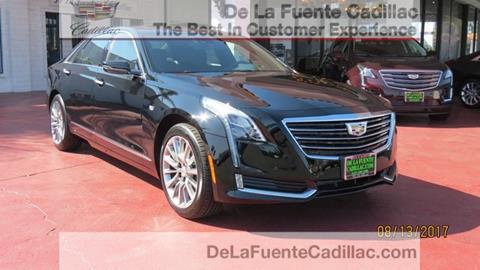 2018 Cadillac CT6 for sale in El Cajon, CA