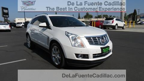 2015 Cadillac SRX for sale in El Cajon, CA