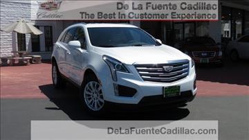 2017 Cadillac XT5 for sale in El Cajon, CA