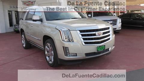 2016 Cadillac Escalade for sale in El Cajon, CA