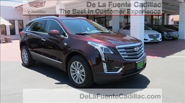 2017 Cadillac XT5 for sale in El Cajon, CA