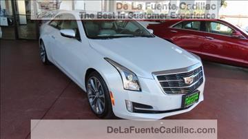 2017 Cadillac ATS for sale in El Cajon, CA