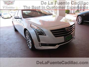 2016 Cadillac CT6 for sale in El Cajon, CA