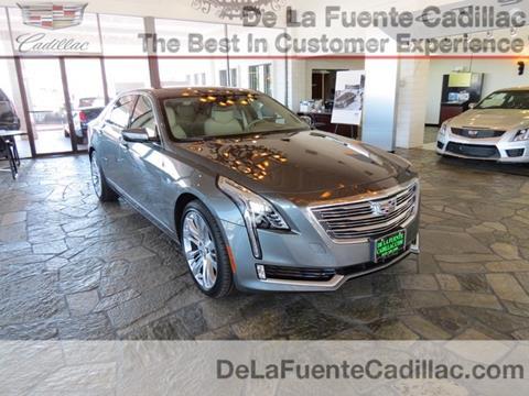 2016 Cadillac CT6 for sale in El Cajon, CA
