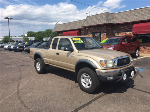 2002 Toyota Tacoma for sale in Brockton, MA