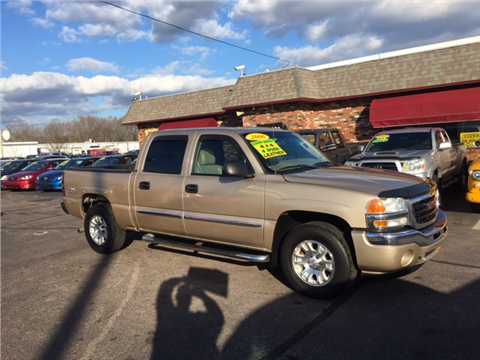2006 GMC Sierra 1500 for sale in Brockton, MA