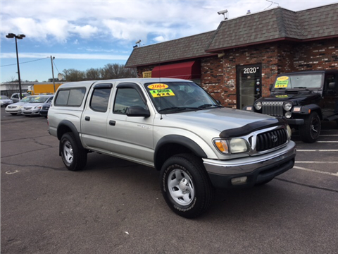 2004 Toyota Tacoma for sale in Brockton, MA