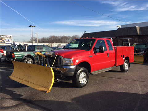 2004 Ford F-350 Super Duty for sale in Brockton, MA