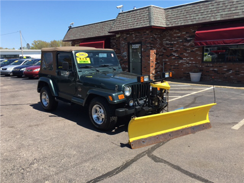Jeep Brockton Ma >> 2002 Jeep Wrangler For Sale Massachusetts - Carsforsale.com