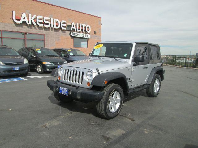 2007 Jeep Wrangler for sale in Colorado Springs CO
