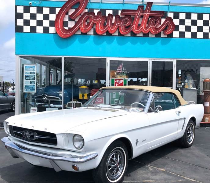 1965 ford mustang 64 1/2 in corpus christi tx - stingray alley