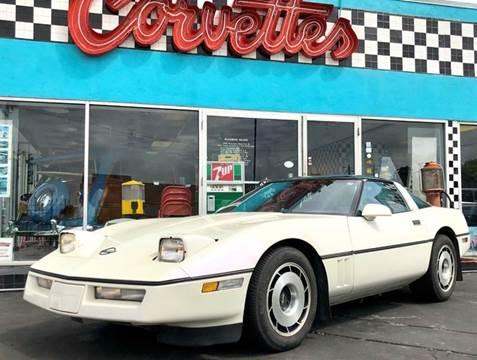 1985 Chevrolet Corvette for sale in Corpus Christi, TX