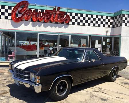 1971 Chevrolet El Camino for sale in Corpus Christi, TX