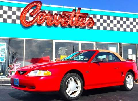 1995 Ford Mustang for sale in Corpus Christi, TX