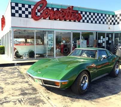 1972 Chevrolet Corvette for sale in Corpus Christi, TX