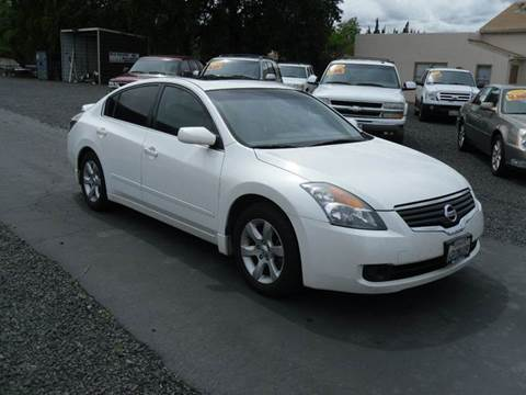 Nissan Altima For Sale In Gridley Ca Carsforsale Com