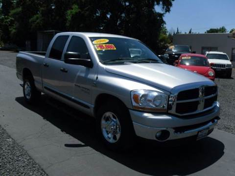 2006 Dodge Ram Pickup 2500 for sale in Gridley, CA